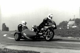 ARMEC 12*8cm+-  Motards Moto MOTOCROSS MOTORCYCLE  Doug Douglas J Jackson Archive Of Motorcycles - Cars