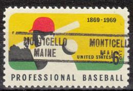 USA Precancel Vorausentwertung Preo, Locals Maine, Monticello 734 - Vereinigte Staaten