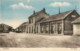 AVORD - La Gare - Avord
