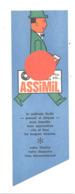 """Marque-pages Publicitaire - Apprendre Les Langues """" ASSIMIL """"   (B260) - Marque-Pages"""