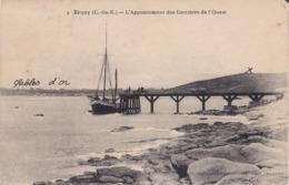 ERQUY - L'Appontement Des Carrières De L'Ouest - Erquy