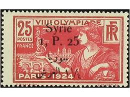 FRENCH OCCUPATION OF SYRIA - Siria (1919-1945)