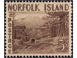 NORFOLK - Isla Norfolk