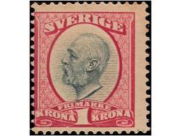 SWEDEN - Sin Clasificación