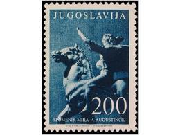 YUGOSLAVIA - Yugoslavia