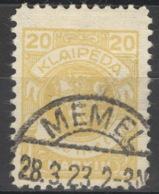 Memel 142 O - Klaipeda