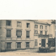 TOURS - Grand Hôtel Du Faisan - Tours