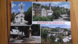 CP  LANUEJOLS Multivues - France