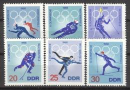 DDR 1335/40 ** Postfrisch - [6] Oost-Duitsland