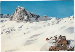 Le Lac De Tignes -  2100 M. - Les Pistes Du Col Du Palet Et Le Dome De Pramecou - (Savoie) - Albertville