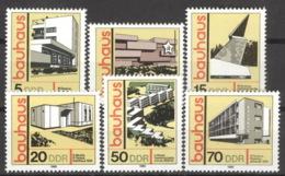 DDR 2508/13 ** Postfrisch - Unused Stamps