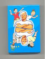 Cartes à Jouer - Publicité Mr. PROPRE - BD - Bob Et Bobette / Suske En Wiske ,...Etat Neuf  (SL) - 54 Cartas