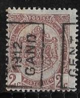 Gent 1912  Nr. 1942Azz - Precancels