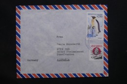 CHILI - Affranchissement Plaisant De Malloco Sur Enveloppe Pour L 'Allemagne - L 42293 - Chili