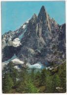 Chamonix-Mont Blanc - Fier Et Majestueux, Le Dru (alt. 3.754 M.) -  (Haute-Savoie) - Chamonix-Mont-Blanc