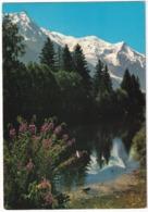 L'Aiguille Du Midi (alt. 3842 M.) Et Le  Mont Blanc (4807 M.)  -  (Haute-Savoie) - Chamonix-Mont-Blanc