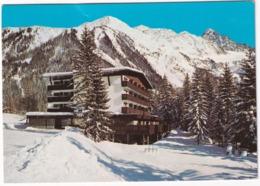 Association Touristique Des Cheminots à Argentiere - Chamonix-Mont Blanc (Altitude 1245 M.) - (Haute-Savoie) - Chamonix-Mont-Blanc