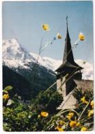 La Chapelle Des Praz - L'Aiguille Du Midi Et Le Mont-Blanc - (Haute-Savoie) - Chamonix-Mont-Blanc