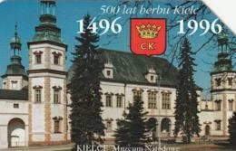 POLONIA. Kielce. 25U. 140. (162) - Polonia
