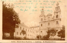 LWOW - KOSCIOL MARYL MAGDALENY - - Poland