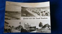Grüsse Von Der Insel Usedom Germany - Usedom