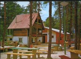 Camping Šobec. 1976. - Slovénie