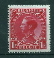 Belgien 395 ** - 1934-1935 Leopold III