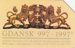 POLONIA. 1000 Years Of The Gdansk City. 25U. 262. (164) - Polonia