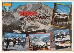 Megeve L'ensoleillée  - Souvenir - SKI  - (Haute-Savoie) - Megève