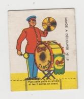 IMAGE Cartonnée - à Découper - GRAF CIRCUS - Numéro 19 - Thème Cirque - Andere