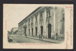 16519 Acireale - Collegio Santonocito Sotto Titolo SS Cuore Di Gesù F - Acireale
