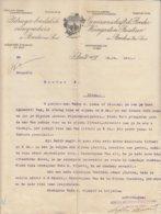 Udurga Brodskih Vinogradara U Brodu Na Savi Company Memo 1910 B190910 - Croatia