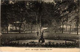 CPA St-DIÉ - Le Parc (279350) - Saint Die
