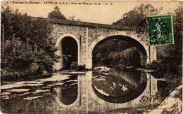 CPA Leves - Pont Du Chemin (279958) - Lèves