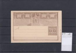 Italien Michel Cat.No. Postal Stat Unused P31 - 1900-44 Vittorio Emanuele III