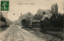 CPA SAINVILLE - En Hiver (385500) - Other Municipalities