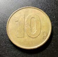 Token Slot Machines 10 Pence Maygay Machines Ltd - Professionali/Di Società