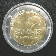 Belgium  -  Belgique  -  Belgien  -  België   2 EURO 2014  Speciale Uitgave - Commemorative - Bélgica