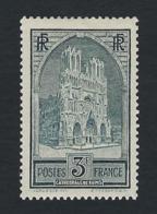 FRANCE 1929 CATHEDRALE DE REMIS TYPE I  Nº 259 - Nuovi