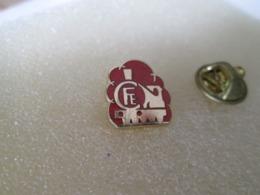 PIN'S   TRAIN  CFE  Email Grand Feu  Tosca - TGV
