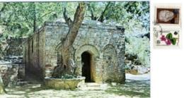 TURKYE  TURKIYE  EPHESUS  Meryem Ana Evi  Maison De La Ste. Vierge  Casa Della Madonna  Stamps - Turchia