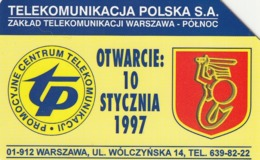 POLONIA. Isdn Workshop Warsaw. 50U. 230. (172) - Polonia