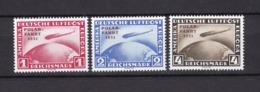 Deutsches Reich - 1931 - Michel Nr. 456/458 - Postfrisch - Neudruck 1983 - Deutschland