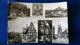 Quedlinburg Harz Germany - Quedlinburg