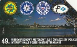 POLONIA. Police Rally - Torun. 50U. 51. (174) - Polonia