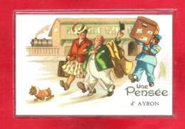 86-CPSM AYRON - France