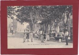 VAR 83  SAINT ZACHARIE ROUTE DE NANS LA FONTAINE - Saint-Zacharie