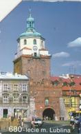 POLONIA. 680 Years Of Lublin. 25U. 256. (177) - Polonia