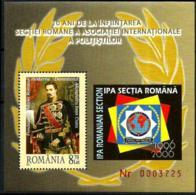 Rumanía HB 324 En Nuevo - Blocchi & Foglietti
