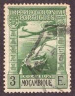 Mozambique  - 1938 Império Colonial Português 3$00 Obliterado - Mozambique